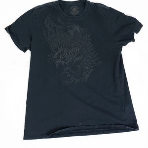 Lucky Brand rise above graphic tee
